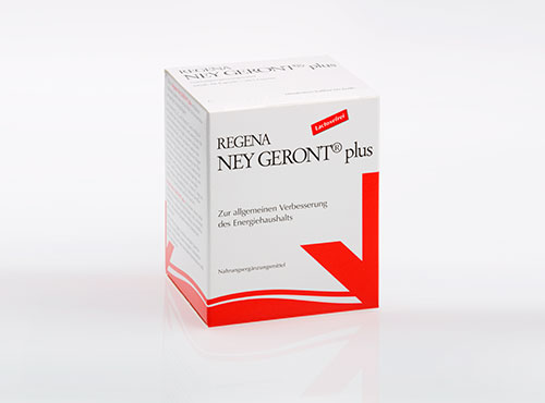 [Translate to Englisch:] Regena Ney GERONT® plus