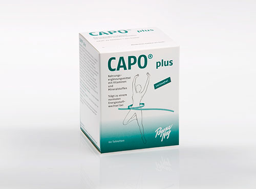 [Translate to Englisch:] CAPO® plus