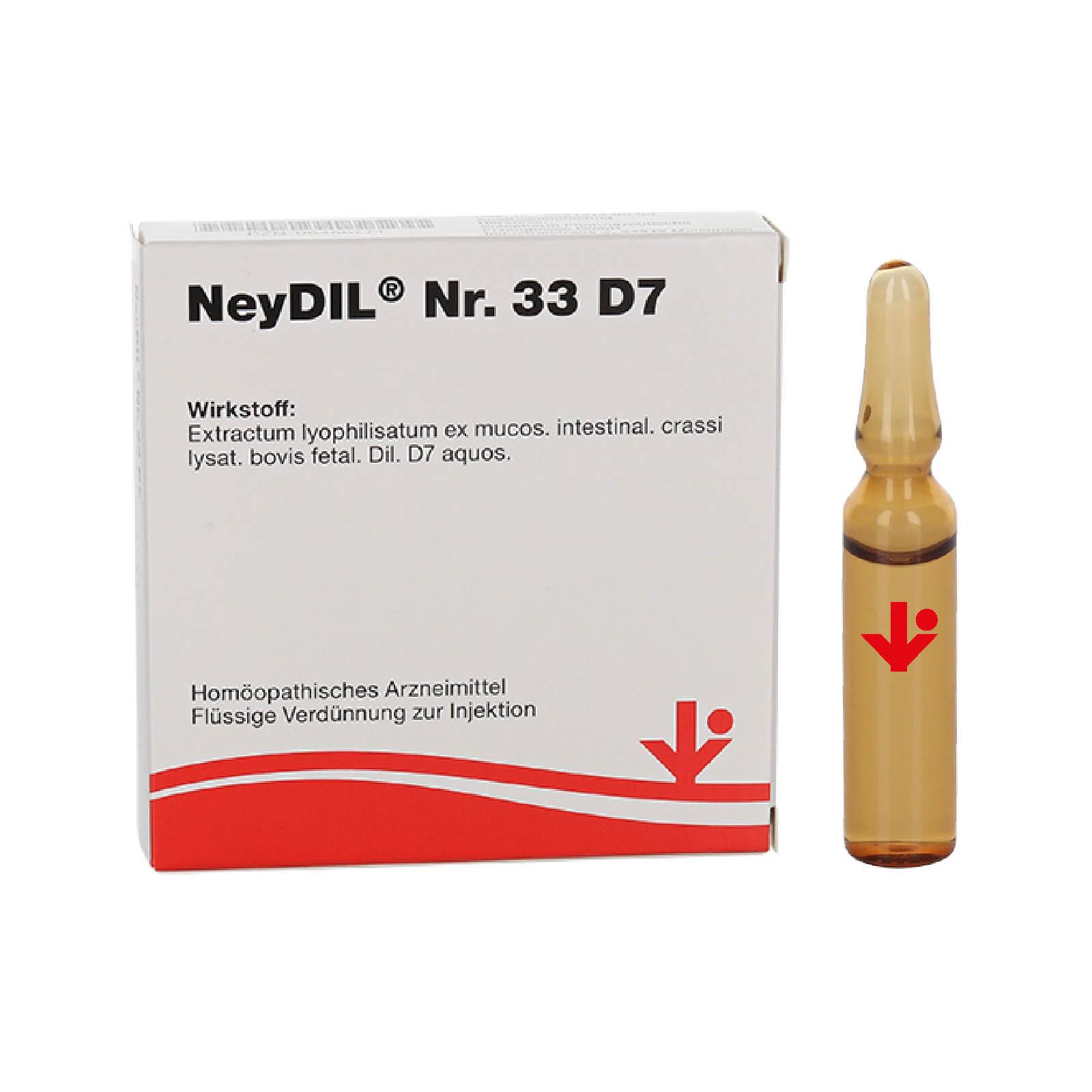 NeyDIL® Nr. 33 D7