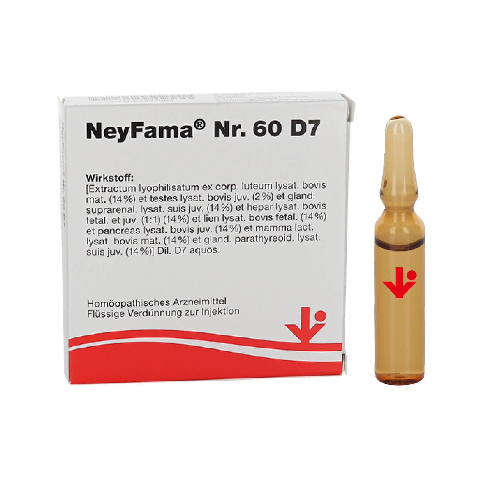 NeyFama® Nr. 60 D7 (früher NeyFam® genannt)