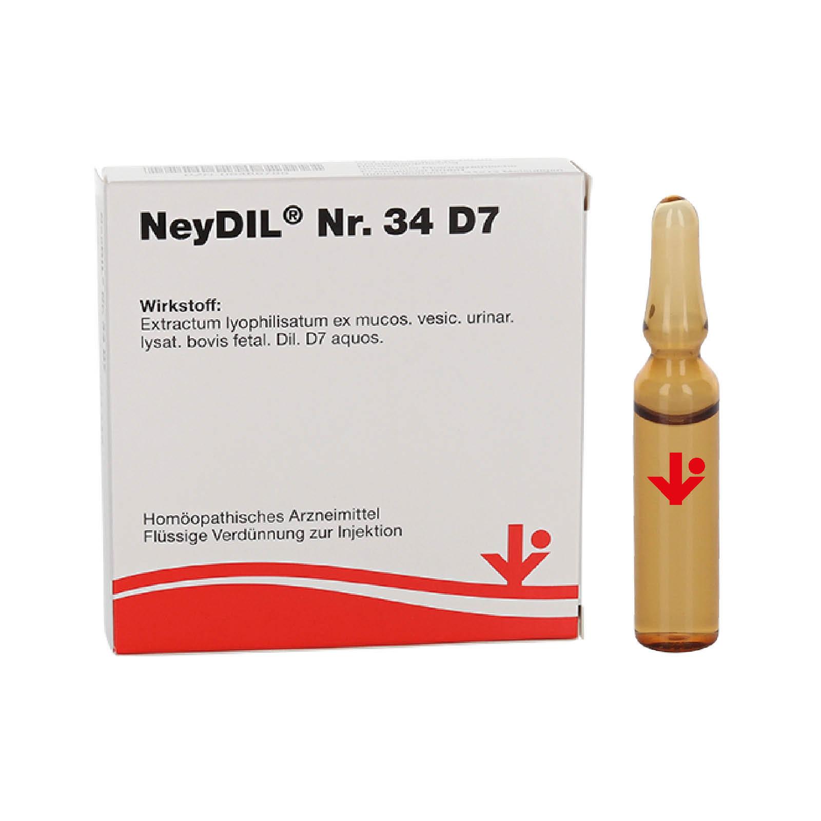 NeyDIL® Nr. 34 D7