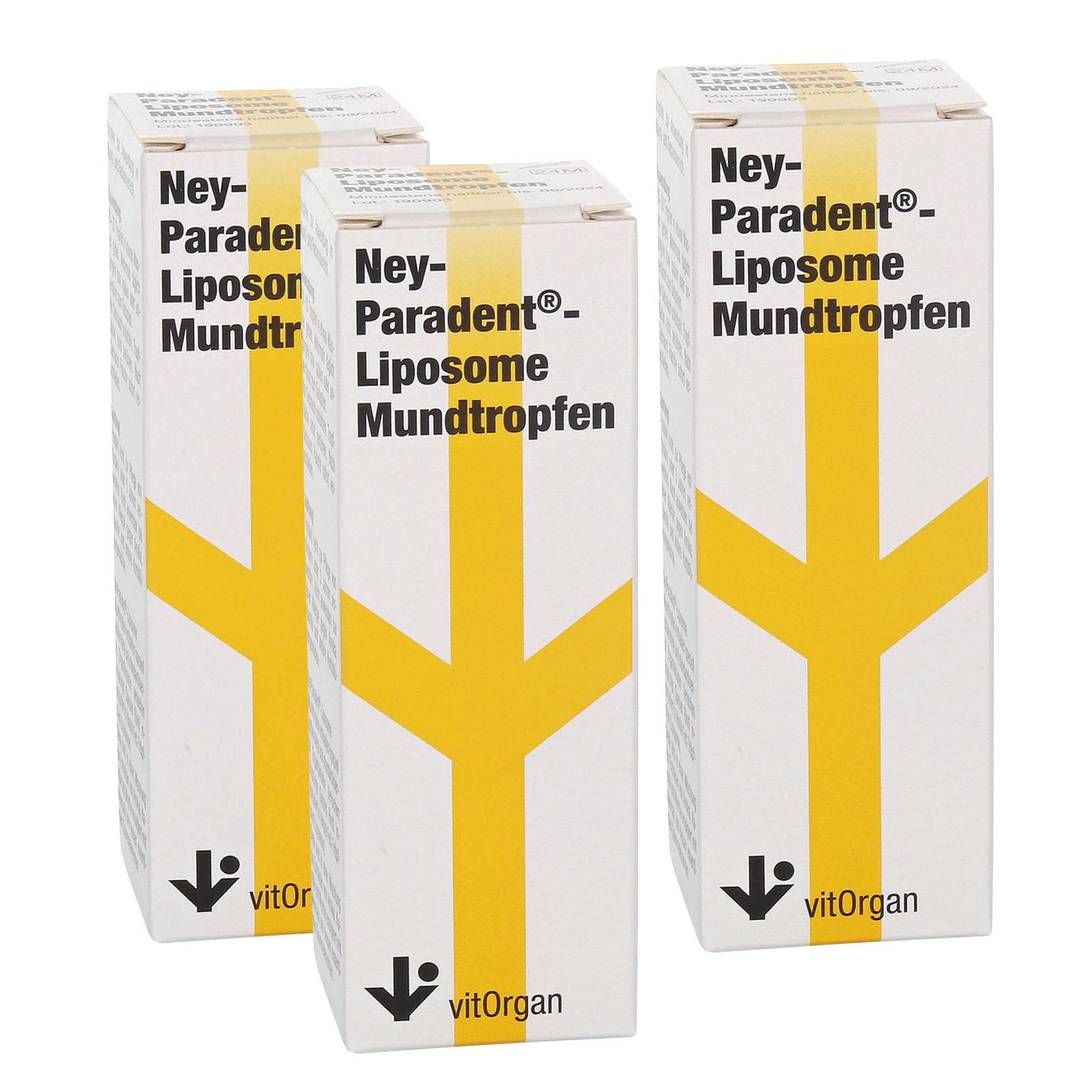 NeyParadent®-Liposome Mundtropfen (45ml)