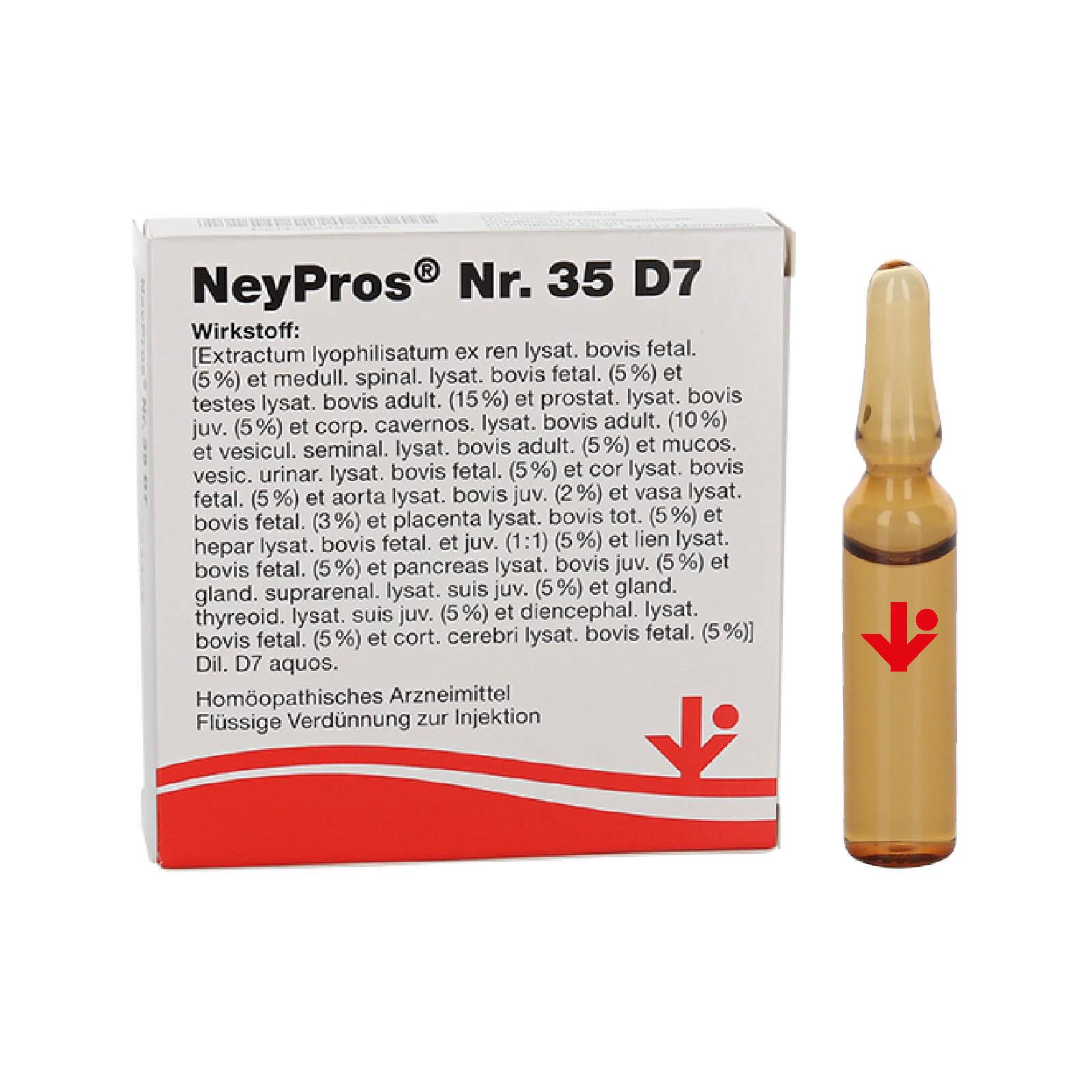 NeyPros® Nr. 35 D7 (früher NeyMan® genannt)