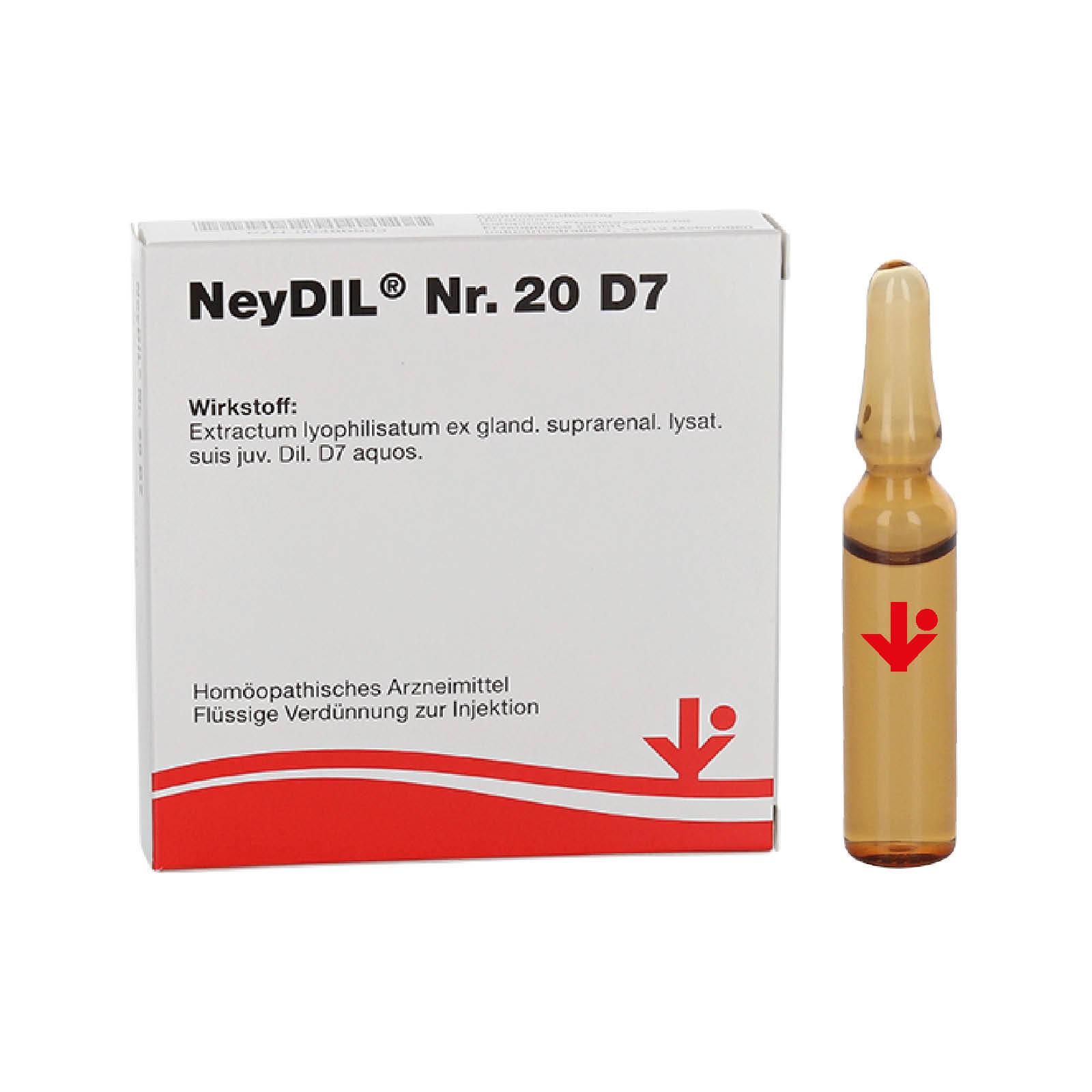 NeyDIL® Nr. 20 D7