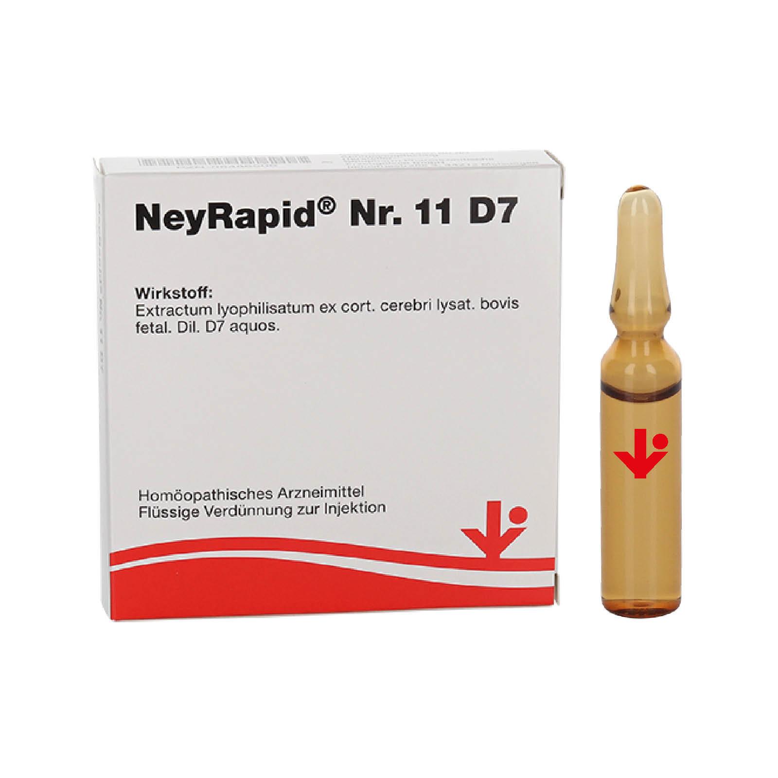 NeyRapid® Nr. 11 D7