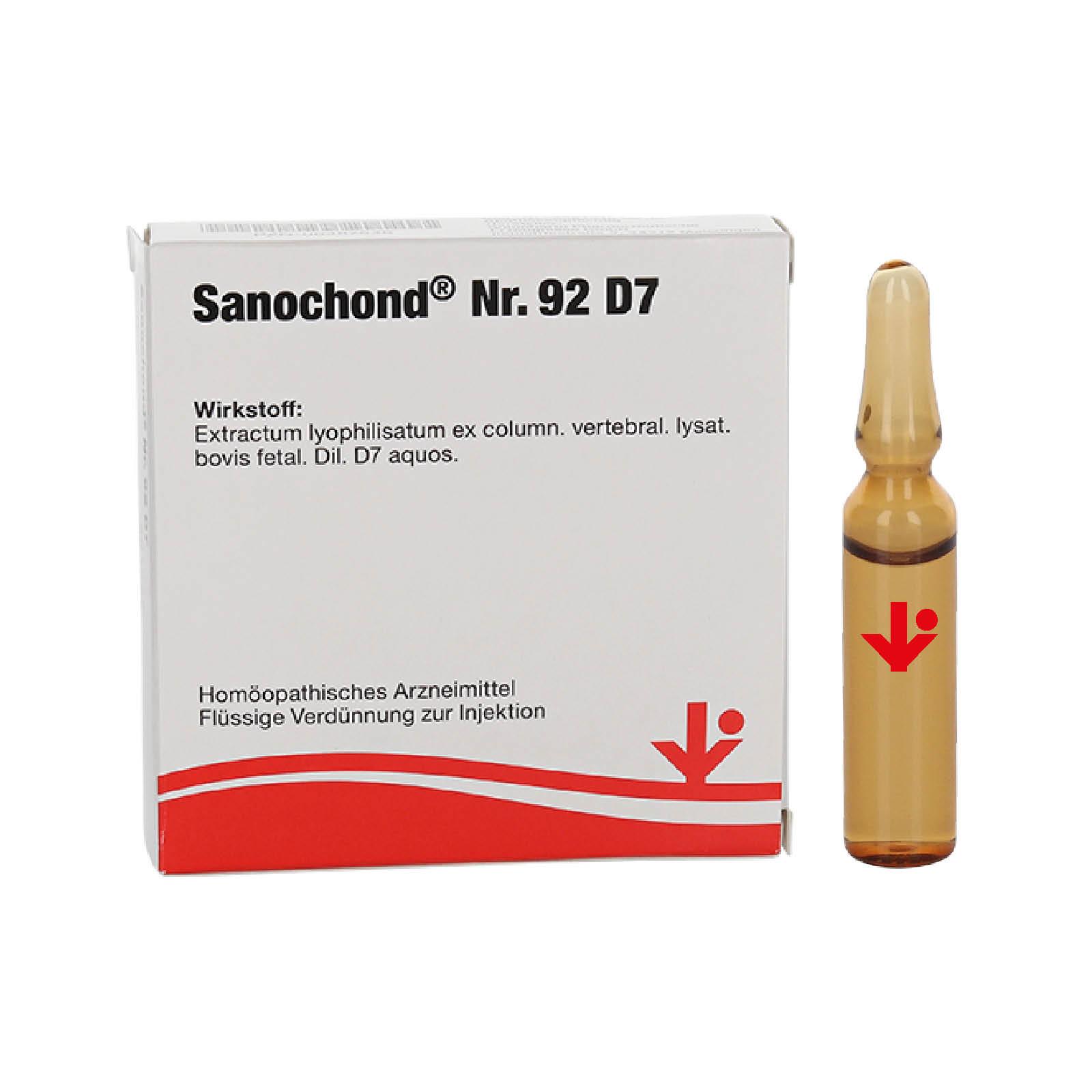Sanochond® Nr. 92 D7