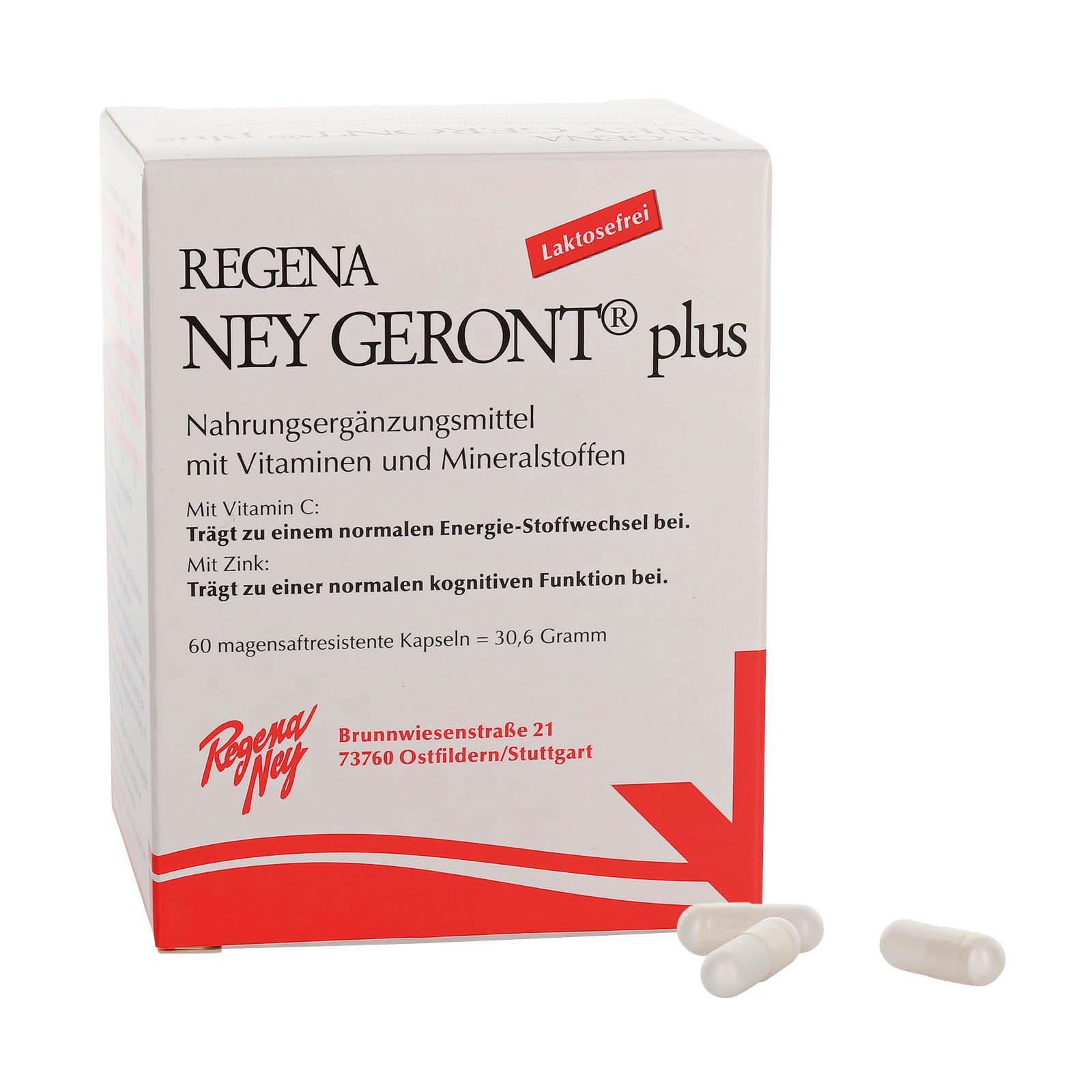 Regena NEY GERONT® plus