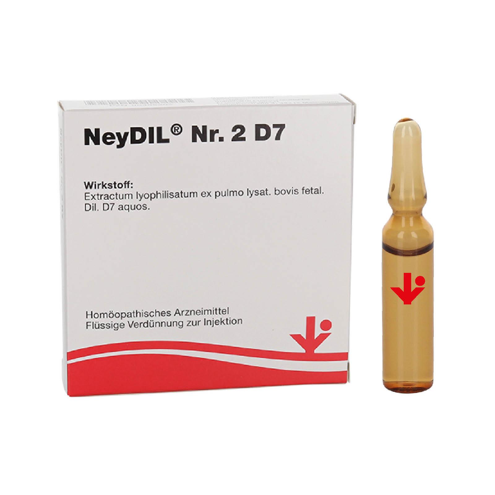 NeyDIL® Nr. 2 D7