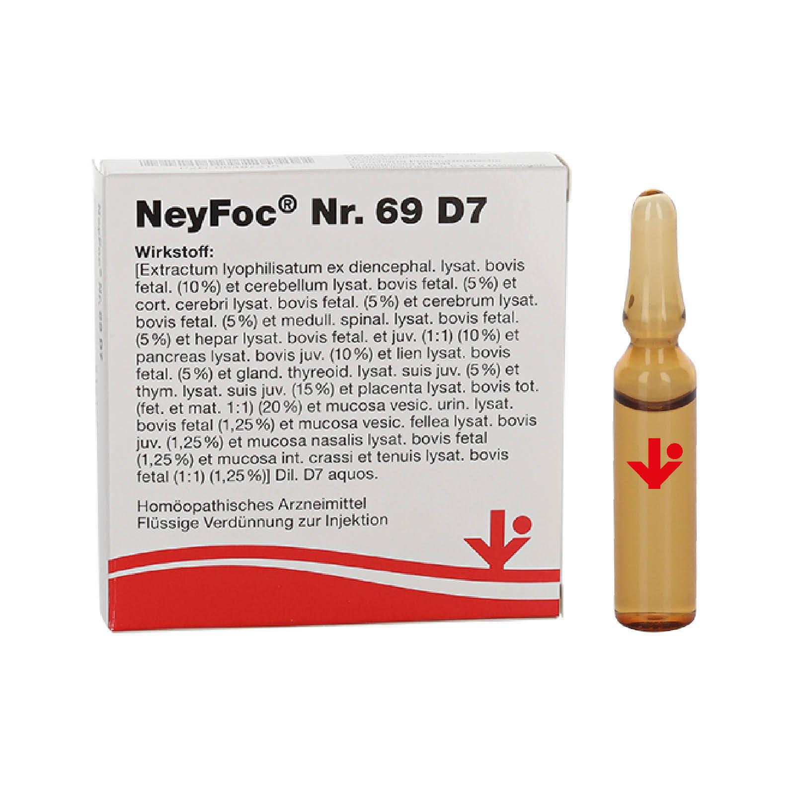 NeyFoc® Nr. 69 D7 (früher AntiFocal® genannt)